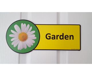 Premium Garden Sign