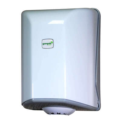 Centrefeed Paper Towel Dispenser Brilliant White