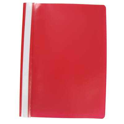 Project Folders - Colour: Red