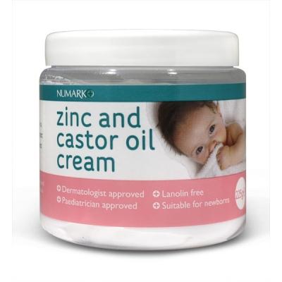 Zinc & Castor Oil Cream 225g