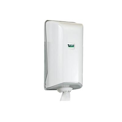 Gompels Mini Centrefeed Paper Towel Dispenser White