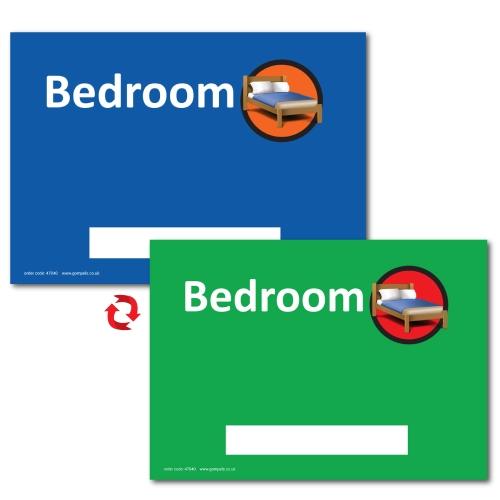 Dementia Sign Personalised Bedroom Gompels Healthcare