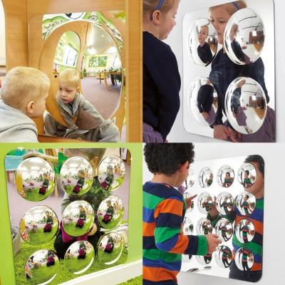 Acrylic Mirror Panel Set 4 Pack