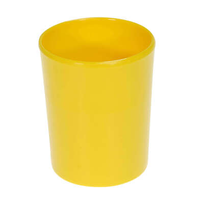 Swixz Melamine Tumbler 12 Pack - Colour: Yellow