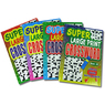 Super Cross Word Book Assorted 12 Pack