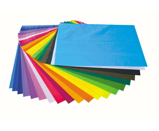 Tissue Paper Pack Assorted 20 Sheet