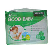 Gompels Baby Nappies Size 6 Extra Large 30 Pack