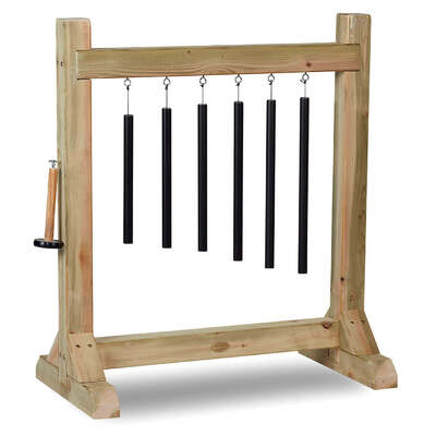 Wooden Chime Frame
