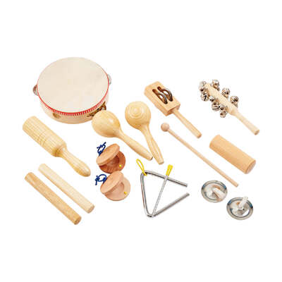 Percussion Set 10 Piece