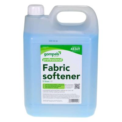 Gompels Fabric Softener 5 Litre 2 Pack