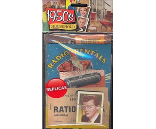 1950s Household Replica Pack