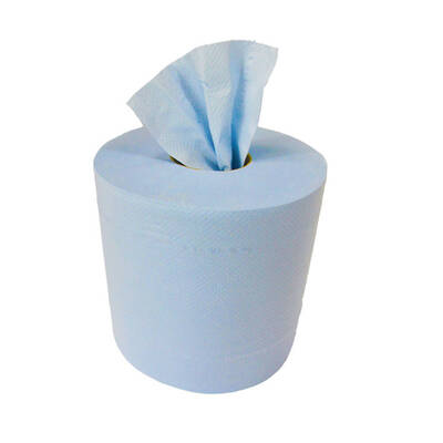 Premium Centrefeed Blue Roll 2ply 150m x 6