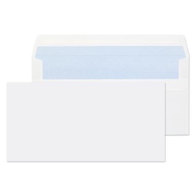 Dl Envelopes Self Seal 90gsm White 1000