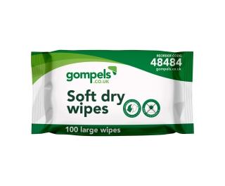 Proform Large Soft Wipes 100