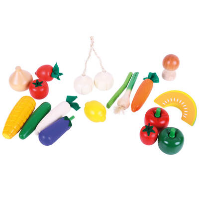 Assorted Vegetables 15 Pack