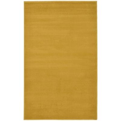 Plain Rug 80x150cm - Colour: Ochre