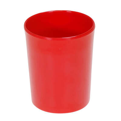 Swixz Melamine Tumbler 12 Pack - Colour: Red