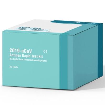 SARS-CoV-2 Antigen Rapid Covid Test Kit 25 Pack