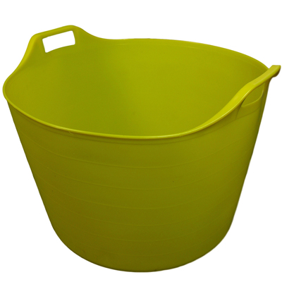 Gompels Flexi Trug 75l - Colour: Yellow