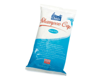 Oasis Rinse Free Shampoo Cap