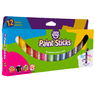 Paint Sticks Assorted Colours 12 Pack