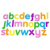 Rainbow Letters 26 Pk
