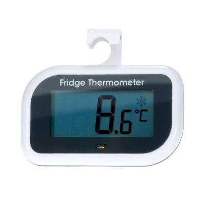 White Digital Fridge Thermometer