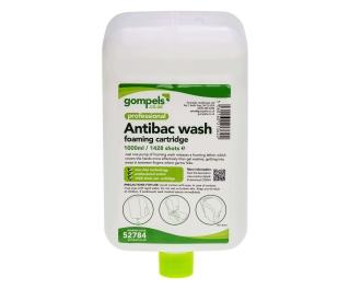 Gompels Antibacterial Foam Handwash 1000 Ml Cartridge x 3