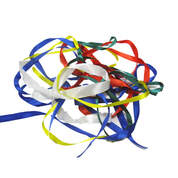 Gompels Assorted Ribbons 100g