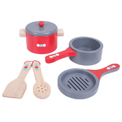 Cooking Pans and Utensils
