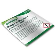 Labels for Gompels Orange Multisurface Cleaner 85005 x 6