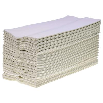Flushable C Fold Luxury Hand Towels White 2ply 2430
