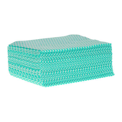 Soclean Cloths 50 Pack - Colour: Green