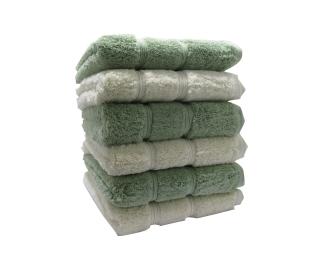 Luxury Sherwood Green Bath Towel 70x130cm 800gsm x 3