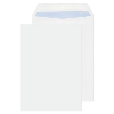 C4 Envelopes Self Seal 100gsm White 250 Pack