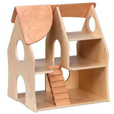 Wooden Play House 550mm