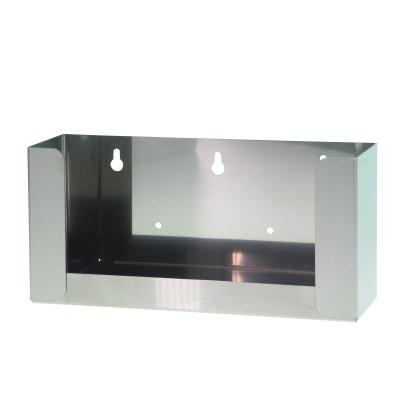 Glove Box Dispenser Stainless Steel