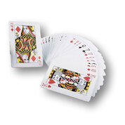 Jumbo Playing Cards 172 x 121mm