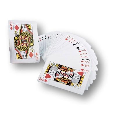 Jumbo Playing Cards 172 x 121mm