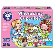 Where's My Cupcake Game