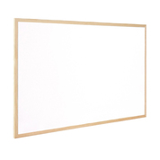 Whiteboard Wooden Frame 40x60cm