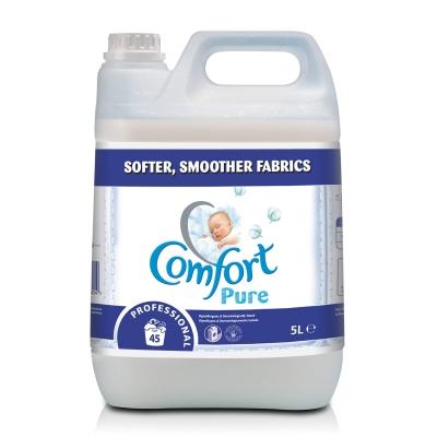 Comfort Pure Fabric Softener 2 x 5ltr