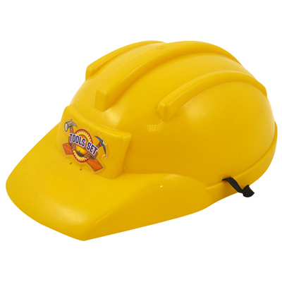 Early Years Builders Hat Yellow