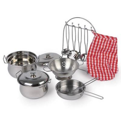 Metal Cooking Play Set