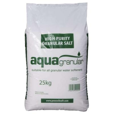 Granular Salt - Size: 25kg