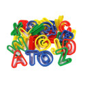 Plastic Dough Cutters Upper Case Alphabet Pack 26