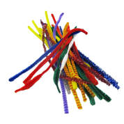 Gompels Chenille Pipe Cleaners Assorted 250