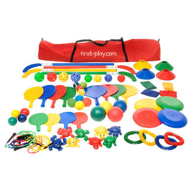 Assorted Activity Holdall 84 Pack