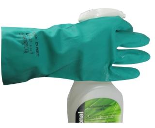 Heavy Duty Nitrile Gloves Medium Pair