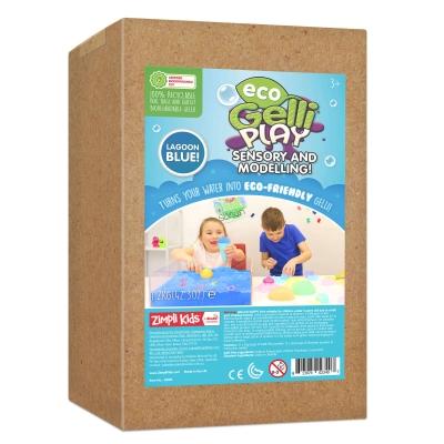 Messy Play Eco Gelli 1.2kg - Colour: Blue